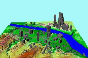 Сравнительный анализ создания 3D-кадастра в России и Нидерландах