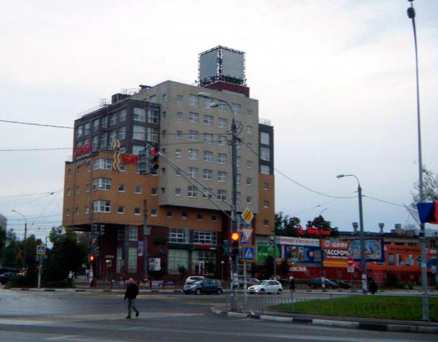 Бизнесцентр Теледом, Нижний Новгород
