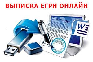 Выписка ЕГРН онлайн